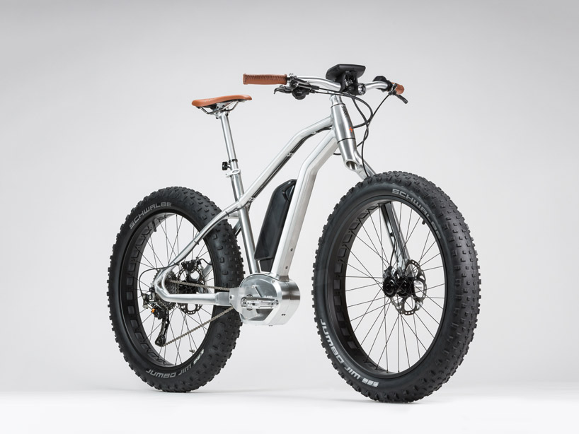 M.A.S.S. electric bikes by philippe starck + moustache at eurobike 2014 37727 thumb