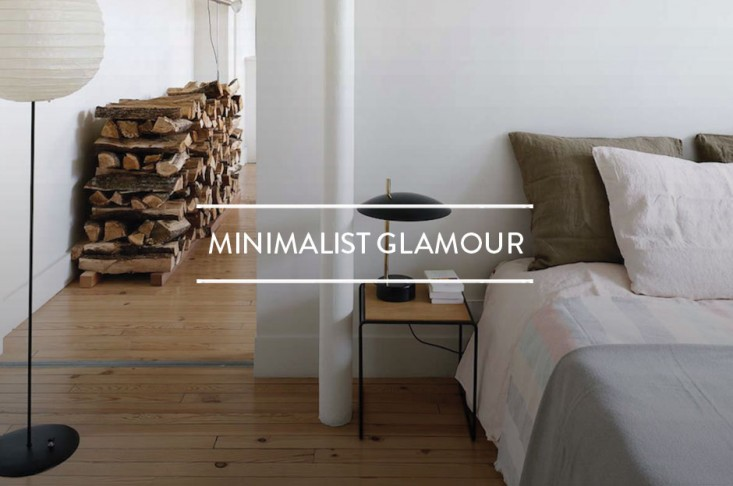 Table Of Contents Minimalist Glamour