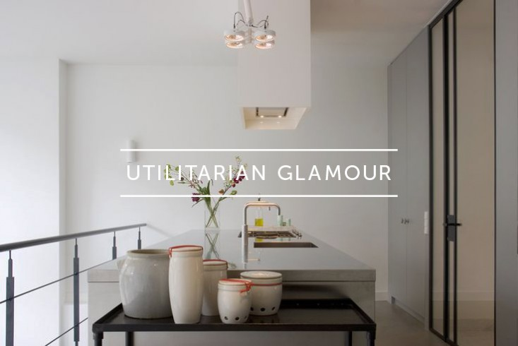 Table Of Contents Utilitarian Glamour