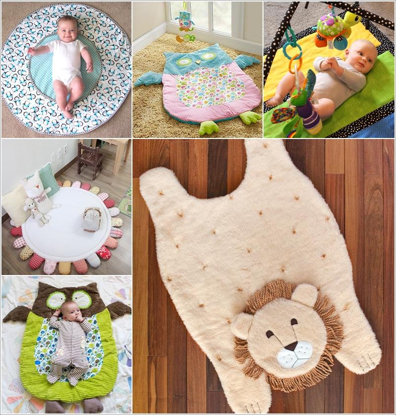 10 Cute DIY Baby Mats That You'll Love to Make 79333 thumb
