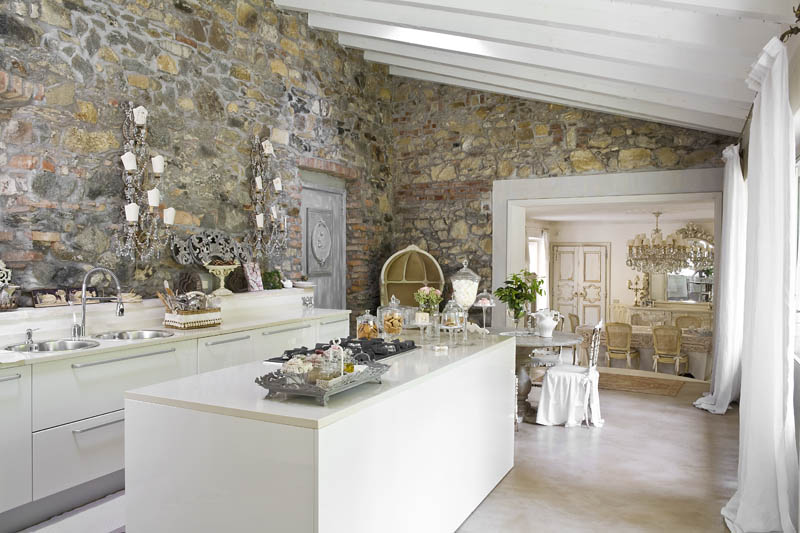 This Home Combines Rococo Louis Xv And Shabby Chic With Amazing Results Interior Design Blogs