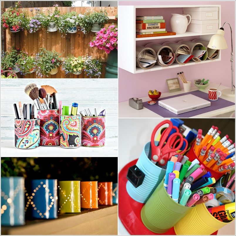 15 Creative Ideas to Recycle Old Paint Cans 94513 thumb