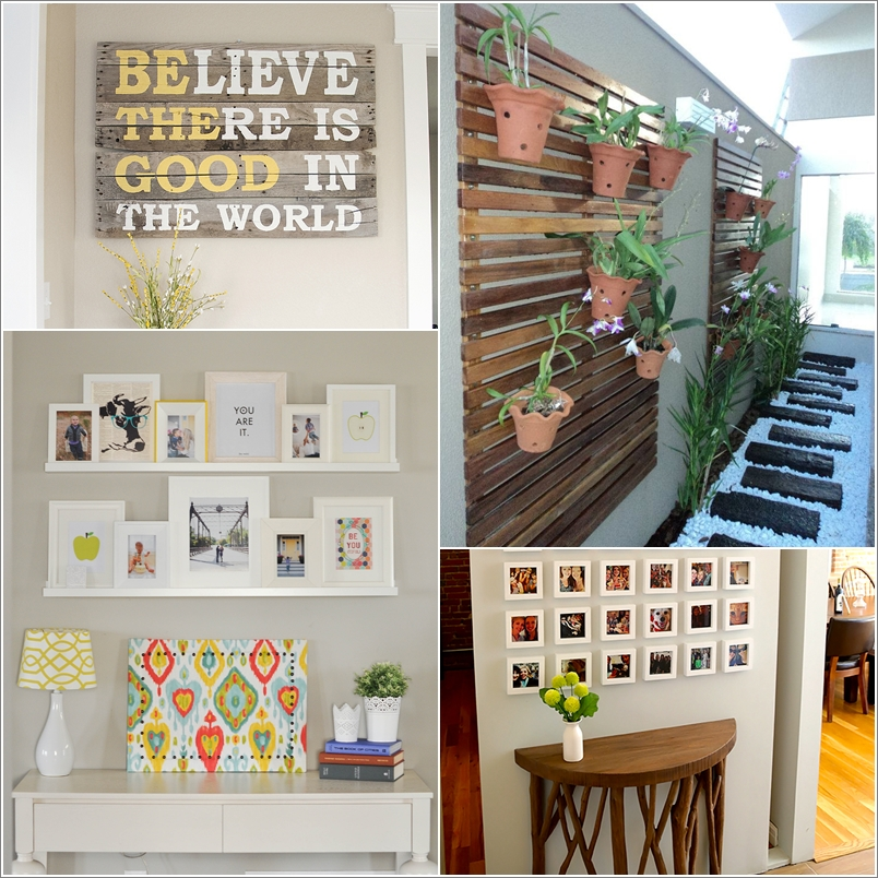15 Amazing Hallway Wall Decor Ideas for Your Home 99850 thumb