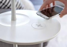IKEA Announces Phone Charging Furniture Line — Design News 112365 thumb