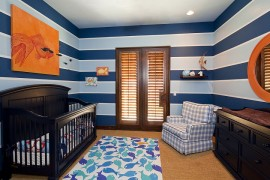 25 Brilliant Blue Nursery Designs That