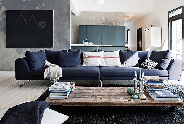 Finnish Interior Design contemporary house inspired traditional finnish barn – interior