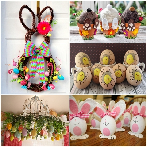 15 Lovely and Unique Easter Crafts for You to Try 132855 thumb