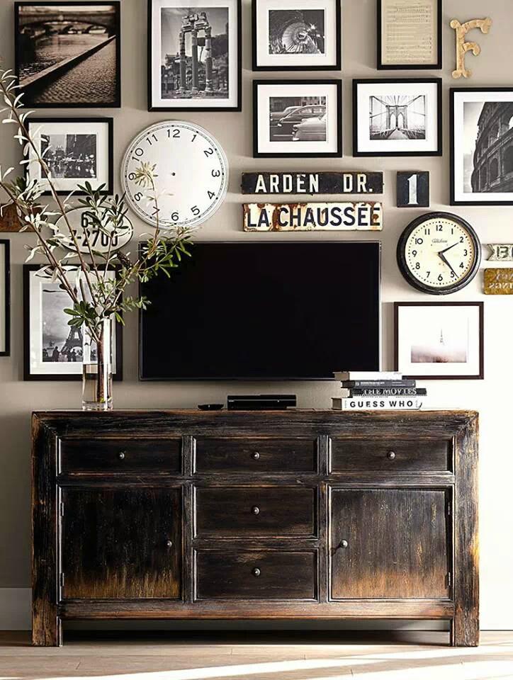 40 TV Wall Decor Ideas 142339 thumb
