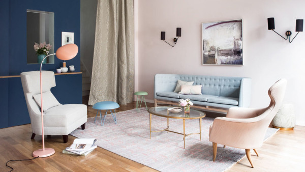 10 Modern Rooms with Pastel Accents 150743 thumb