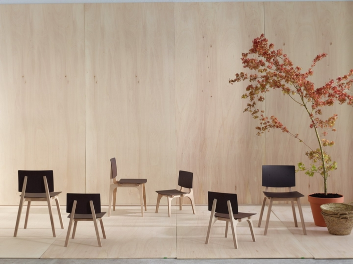 "iSaloni Milan 2015: Chairs and Tables, ""No more, no less"" 150745 thumb"