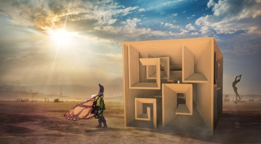 3 Student-Designed Pavilions from DS10 to be Built at Burning Man 161583 thumb