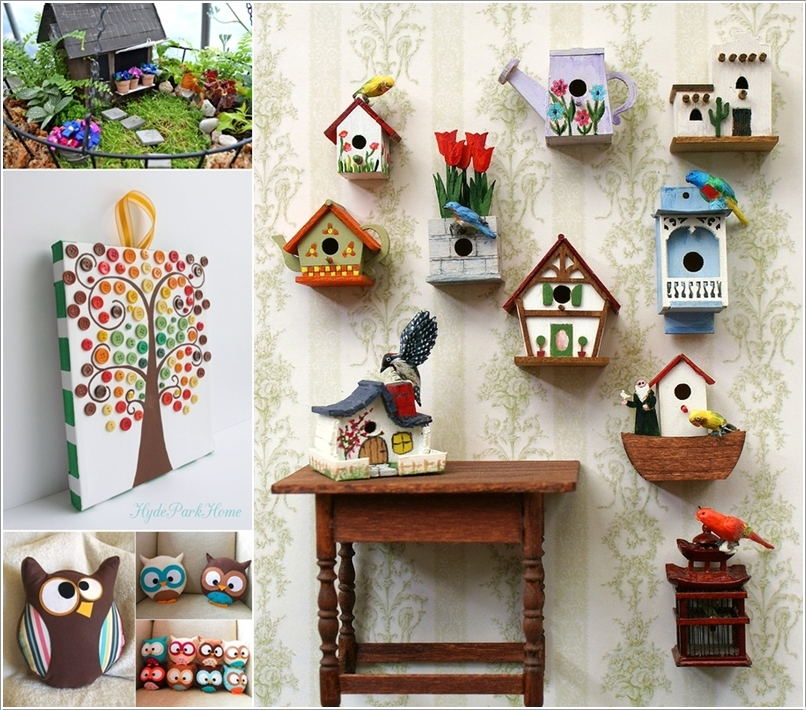 15 Cute DIY Home Decor Projects That You'll Love 163148 thumb