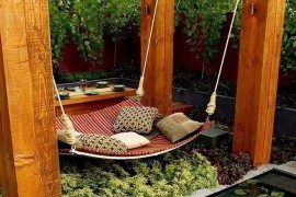 Summer Spirit: 25 Cool Outdoor Hangouts with a Hammock! 163500 thumb