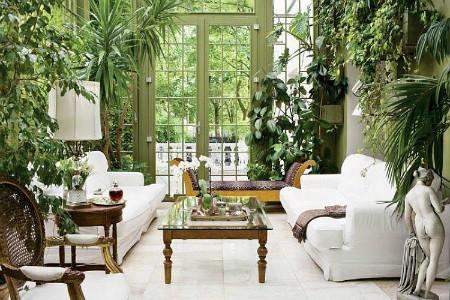 10 Room Ideas For An Interior Garden Interior Design Blogs