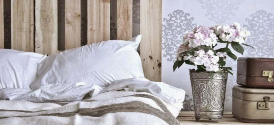 Bedroom Inspirations: vintage wallpaper – Interior Design Blogs