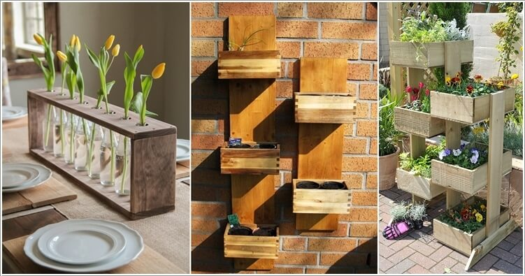15 Amazing Wood Plank Projects To Try For Your Home Interior