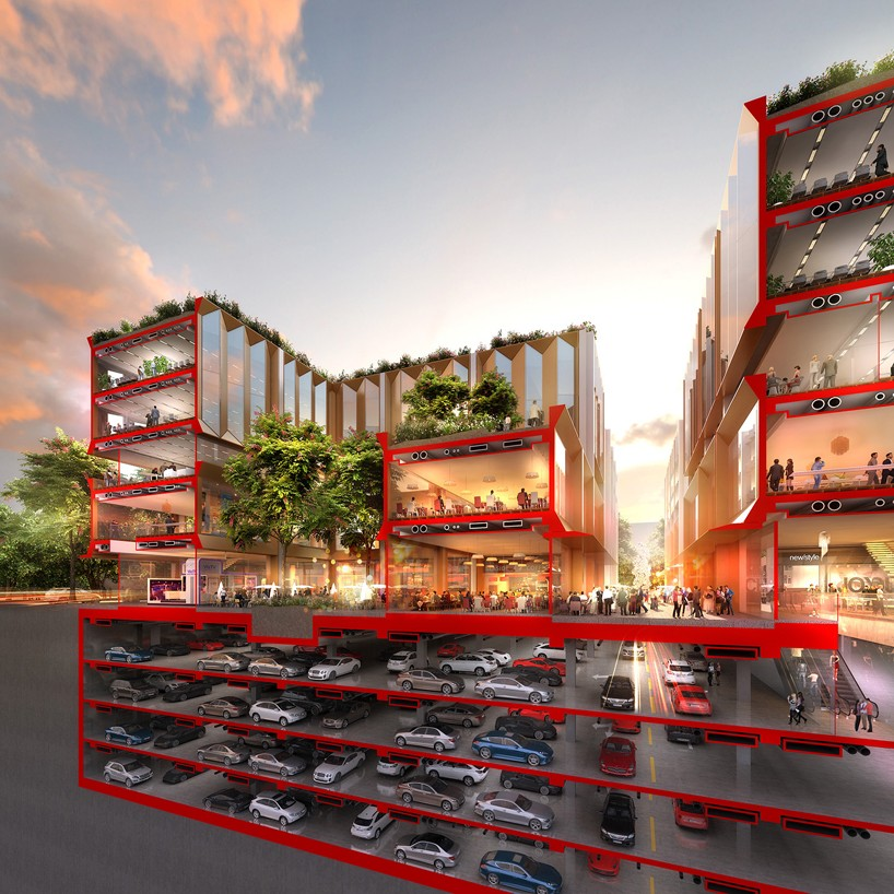 go ahead given for foster + partner's yuexiu international financial city in china 193236 thumb