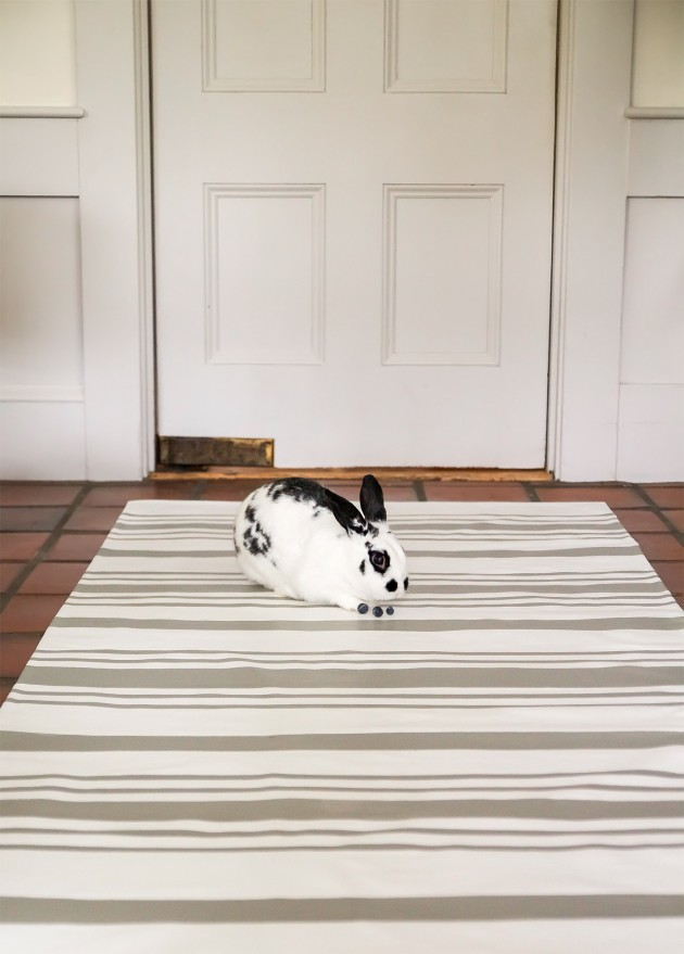 DIY: The Swedish-Strived Canvas Floorcloth 193246 thumb