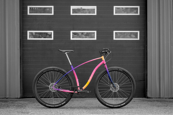 Budnitz Bicycles Offers One of a Kind Design by Dalek 206432 thumb