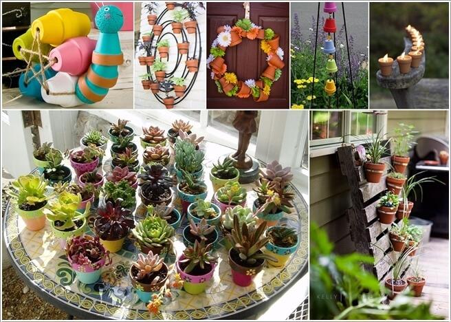 10 Cool Mini Terracotta Pot Decor Projects 207398 thumb