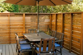 privacy fence Modern Privacy Fence Ideas for Your Outdoor Space 208401 thumb