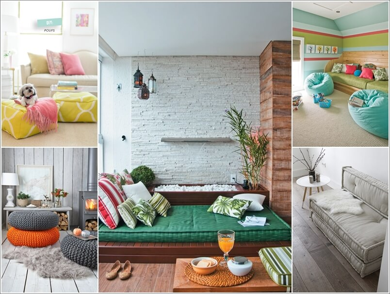 13 Cool Floor Seating Ideas You Will Surely Love 210411 thumb