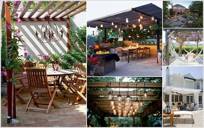 13 Things to Hang From a Pergola to Beautify It 213957 thumb