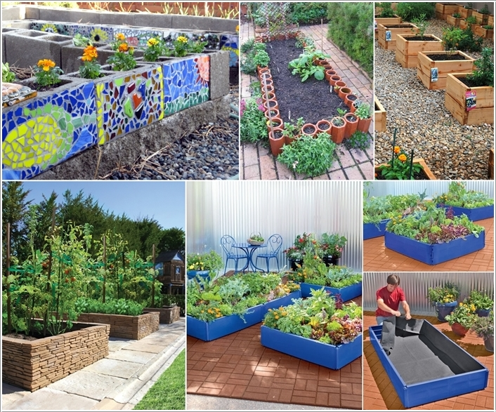 15 Stylish Raised Bed Ideas for No Grass Outdoor Areas 219000 thumb