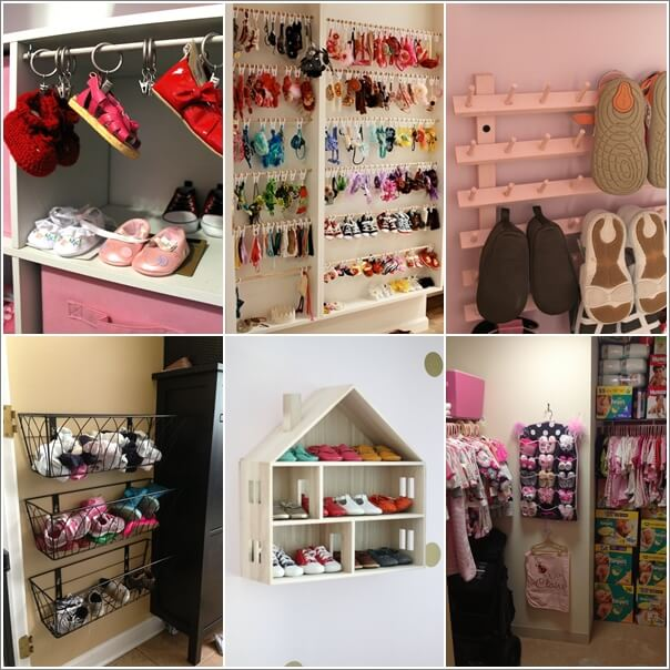 10 Cool Baby Shoe Storage Ideas for Your Baby's Nursery 220312 thumb