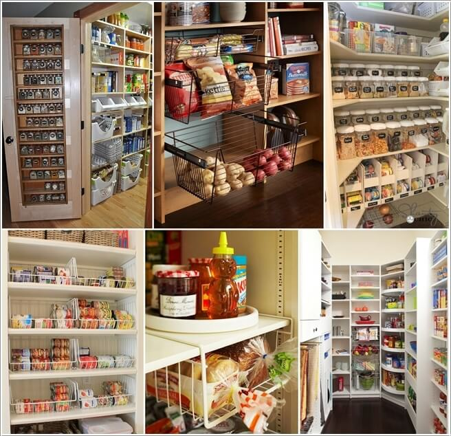 13 Cool Ideas to Store More in Your Pantry 227510 thumb