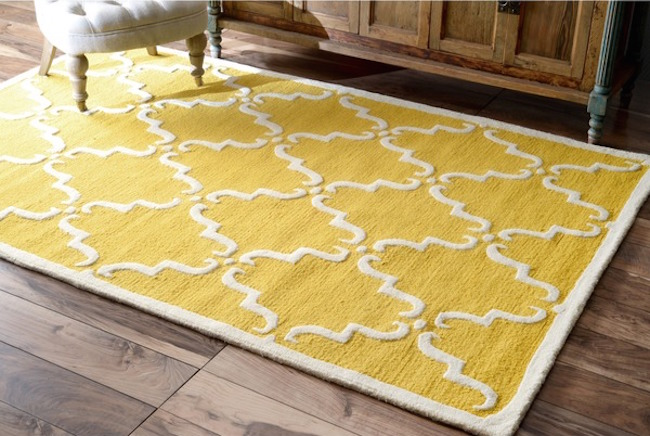 25 Yellow Rug and Carpet Ideas to Brighten up Any Room 230978 thumb