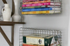 15 Unique Kitchen Ideas for Storing Cookbooks 231739 thumb