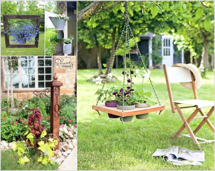 Let Your Planters Swing and Enjoy in Hanging Holders 246446 thumb