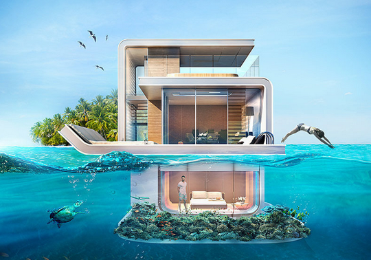 These Luxury Homes In Dubai Have Underwater Views U2014 Design News 248922 Thumb