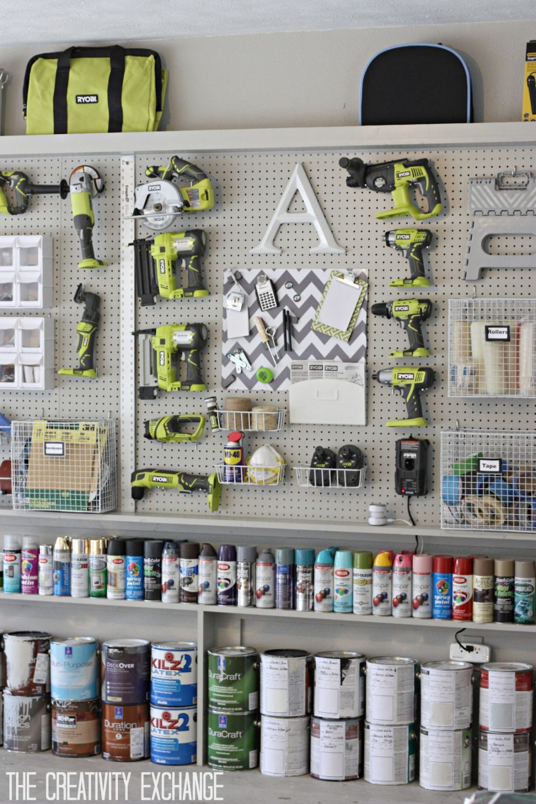 DIY Storage Solutions For A Well-Organized Garage 263377 thumb