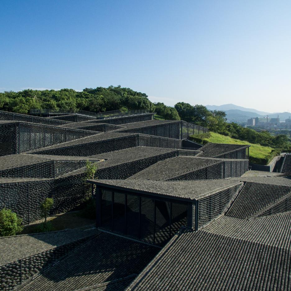 "Kengo Kuma creates sprawling ""village"" of folk-art galleries for China Academy of Arts 264262 thumb"