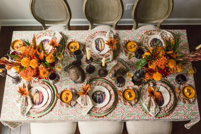 15 Decoration Ideas for Thanksgiving Dinner 267047 thumb