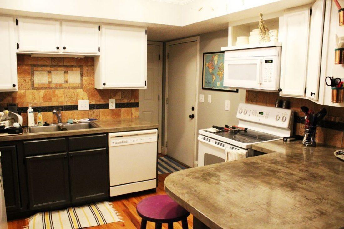Kitchen Backsplash Removal how to remove a kitchen tile backsplash – interior design blogs