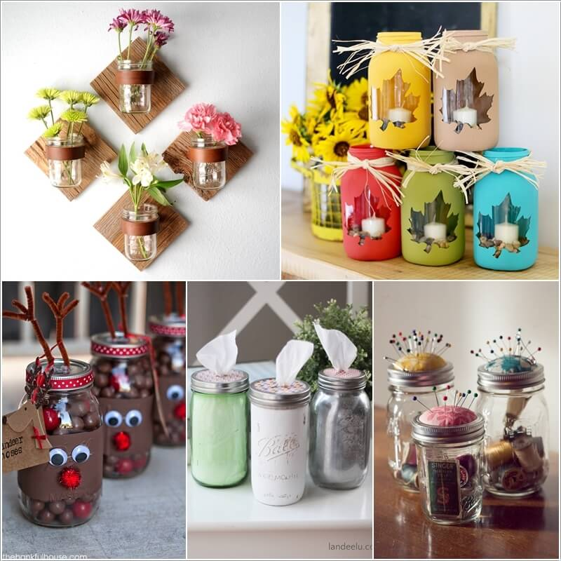 Cool Things To Do With Mason Jars Cool Things To Do With Mason Jars 277780 thumb