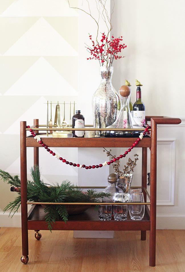 Stocking Your Holiday Bar Cart Stocking Your Holiday Bar Cart 288944 thumb