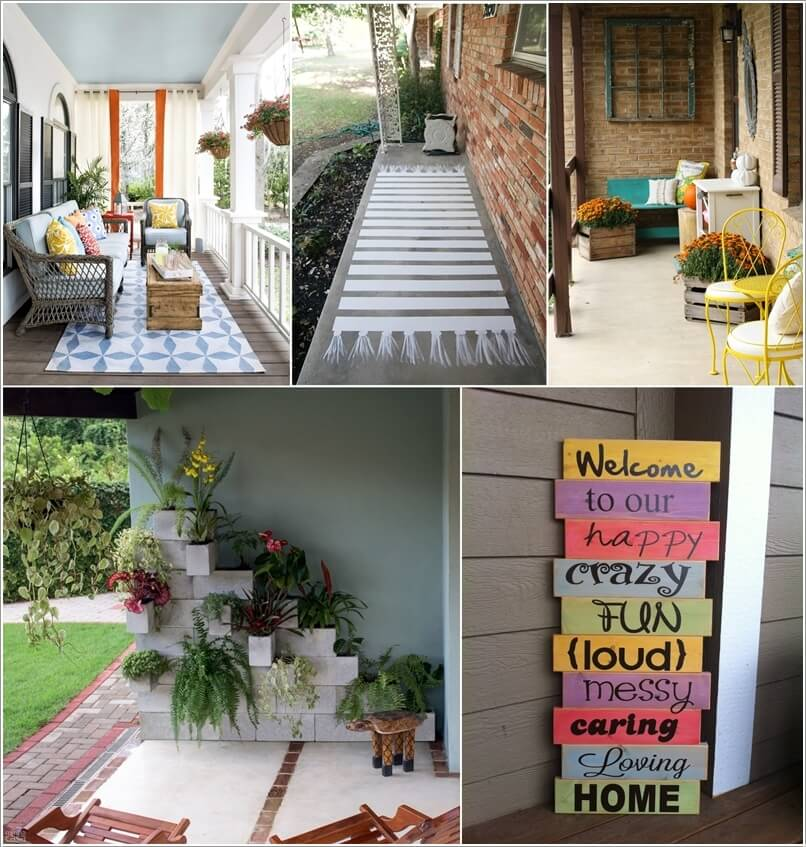 You Would Love to Try DIY Porch