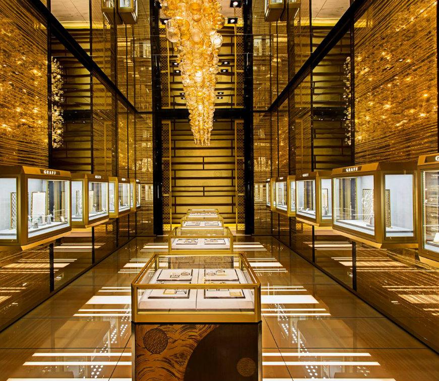 London News: Luxury jewelry Graff Diamonds will open up in Harrods ...