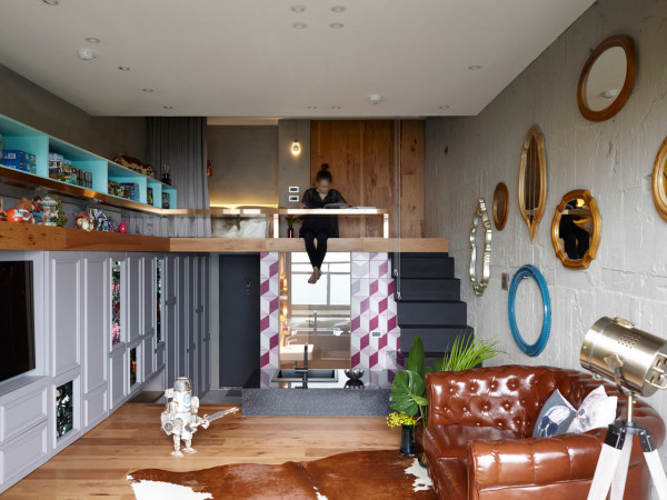 A Taipei House Designed For Toy Building And Collections Interior Gorgeous Home Interior Design Blogs Collection