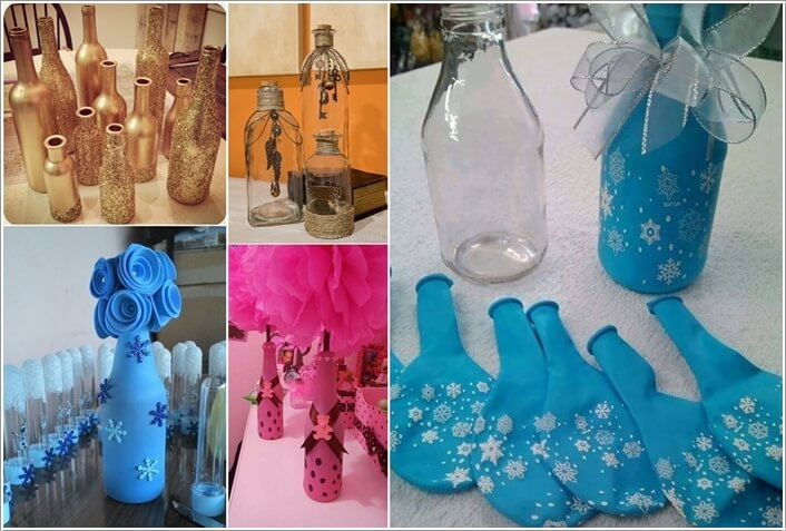 Cool Ways to Decorate Glass Bottles Cool Ways to Decorate Glass Bottles 296351 thumb