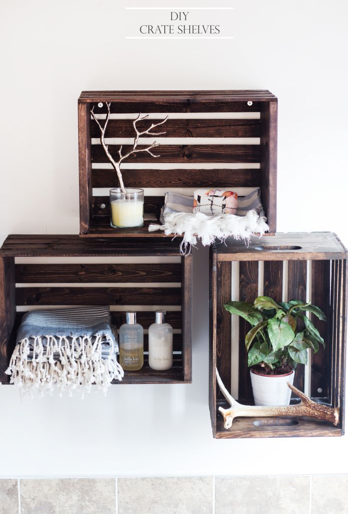 60 Ways To Make DIY Shelves A Part Of Your Home's Décor 60 Ways To Make DIY Shelves A Part Of Your Home's Décor 298925 thumb