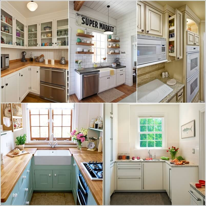 Make A Small Kitchen Look Bigger With These Tips And Techniques Interior Design Blogs