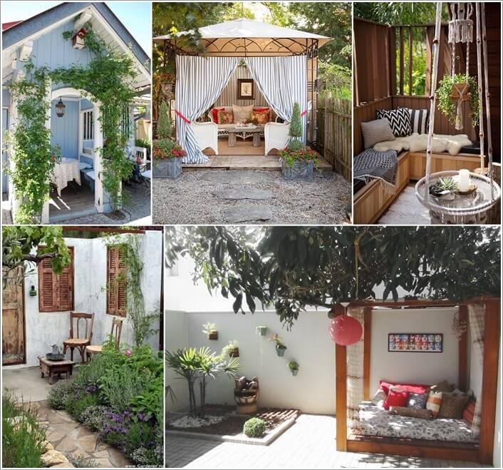 Set Up An Outdoor Nook for Some Fun Time Everyday Set Up An Outdoor Nook for Some Fun Time Everyday 301281 thumb
