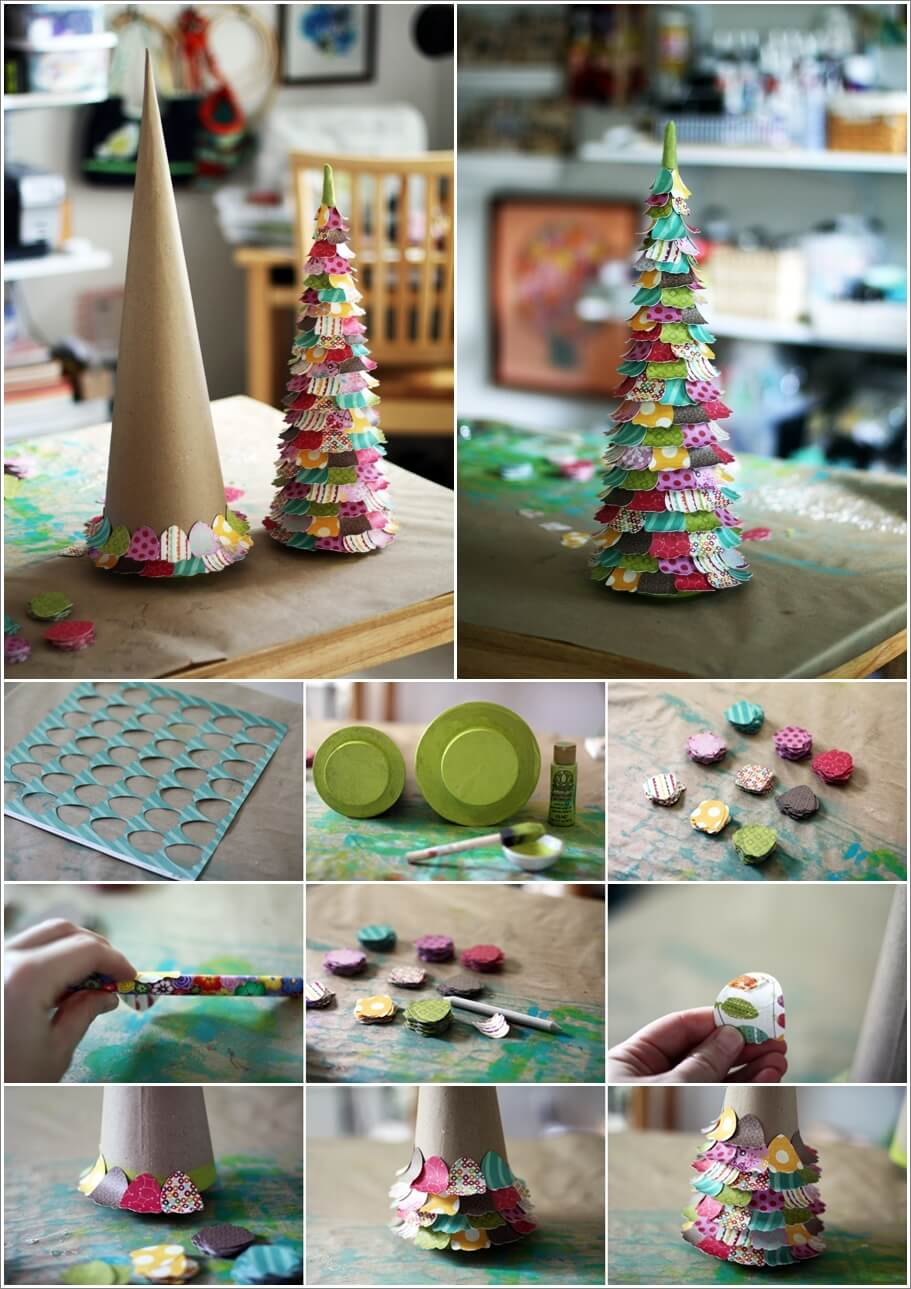 How Lovely These Petal Christmas Trees Are! How Lovely These Petal Christmas Trees Are! 304054 thumb