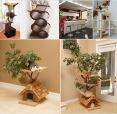 Cool Cat Tree Furniture Designs Your Cat Will Love Cool Cat Tree Furniture Designs Your Cat Will Love 306918 thumb 235x228