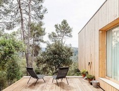 Casa LLP: Eco-friendly Modern Home Fits in With Forest Topography Casa LLP: Eco-friendly Modern Home Fits in With Forest Topography 307043 thumb 235x180